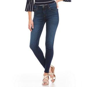 KUT FROM THE KLOTH Mia High Waist Skinny Jeans 8